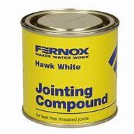 Fernox 400g Hawk White Paste