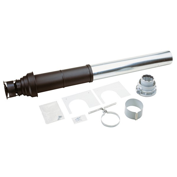Worcester Vertical 1,365mm BF Kit (inc. Adaptor) - Model Number - 7 719 002 431 - 125mm Diameter