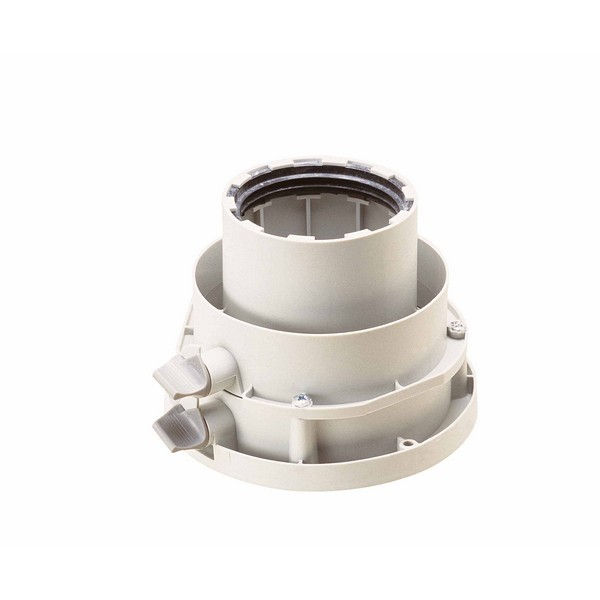 Worcester High Level Horizontal Flue Adaptor - Model Number - 7 719 002 433