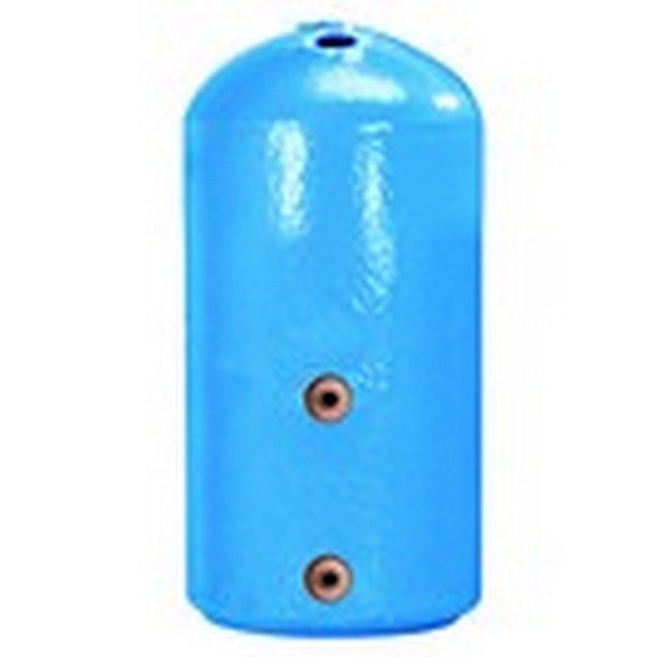 """1200mm x 350mm (48"""" x 14"""") INDIRECT Foam Lagged Cylinder with Secondary Return Tapping - Capacity 100 Litres"""