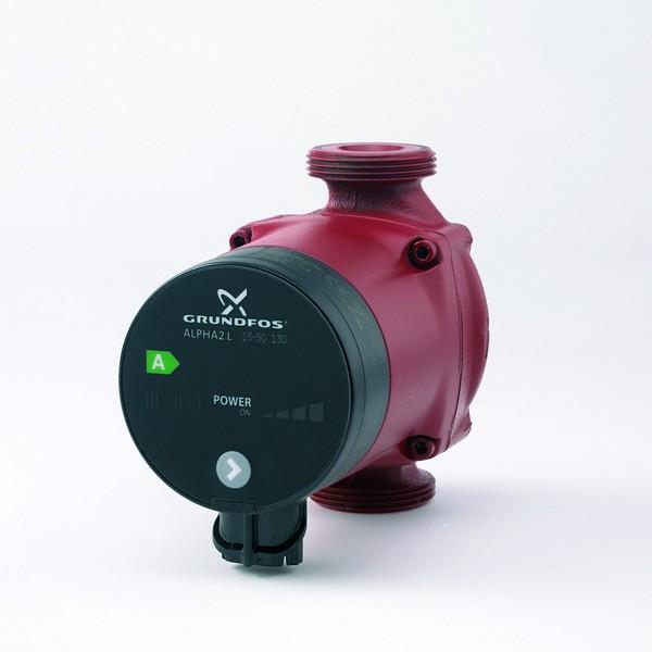 Grundfos Alpha2 15-50N Hot Water Pump