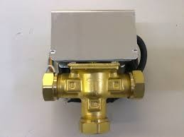 22mm 3 PORT MID POSITION VALVE