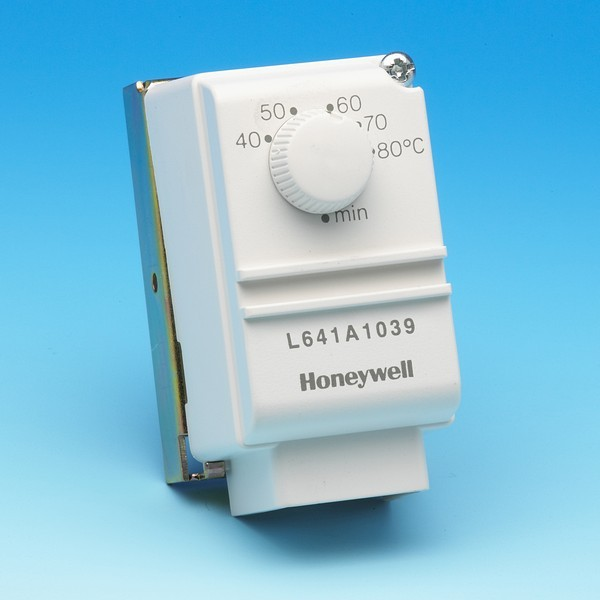 Honeywell L641A1039 Cylinder Thermostat