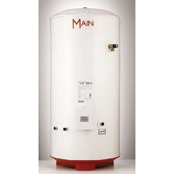 Main 250 Litre Unvented Indirect Cylinder