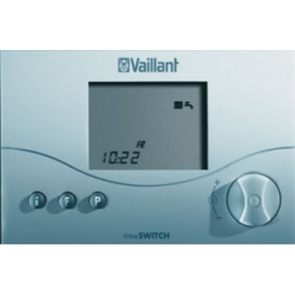 Vaillant Time Switch 140 Digital - Model Number - 306760
