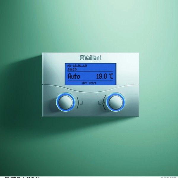 Vaillant VRT392F Wireless Programmable Room Control